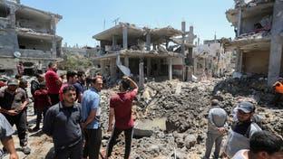 مصر تفتح أبواب مستشفياتها لمصابي غزة