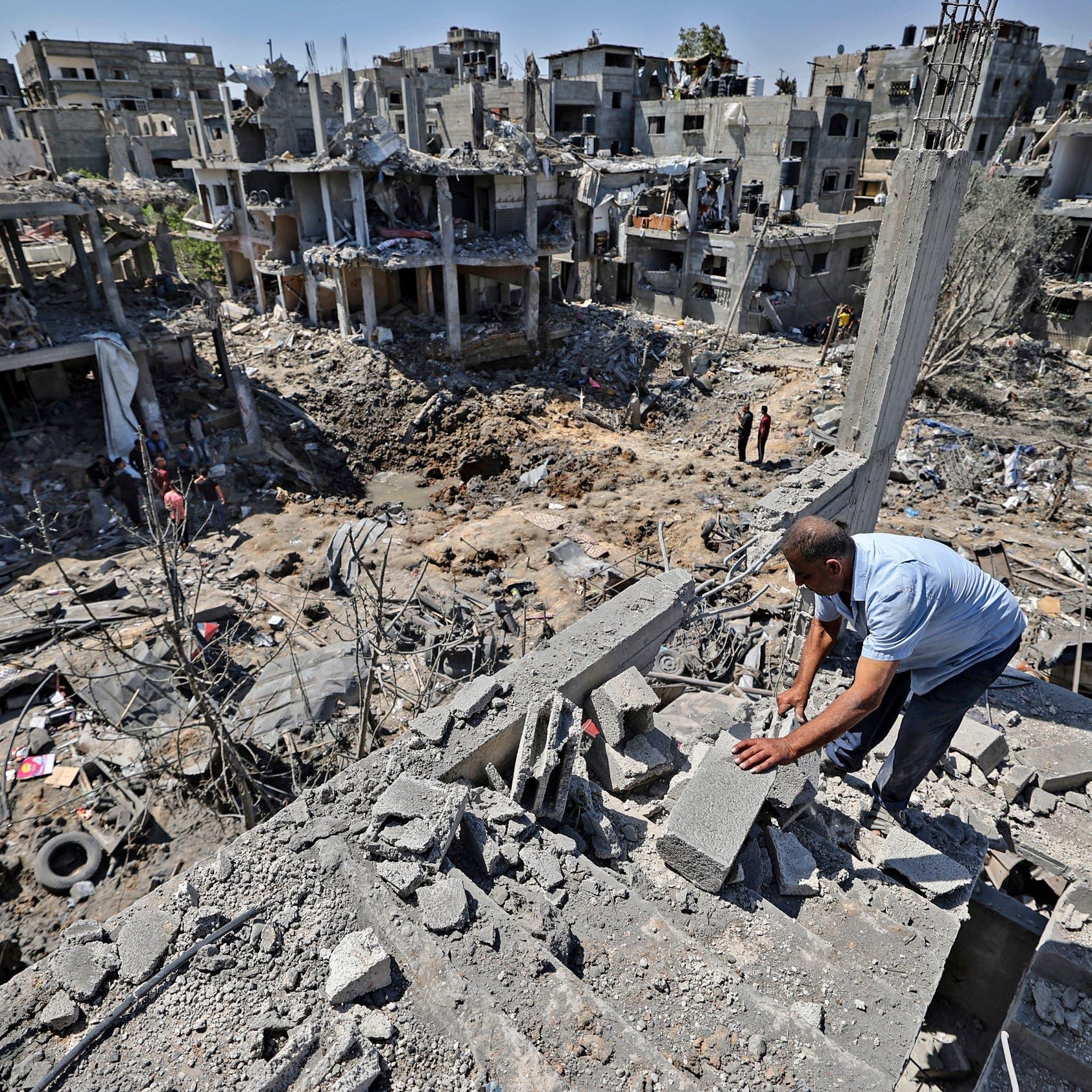ألمانيا: إطلاق حماس صواريخ على إسرائيل هجمات إرهابية