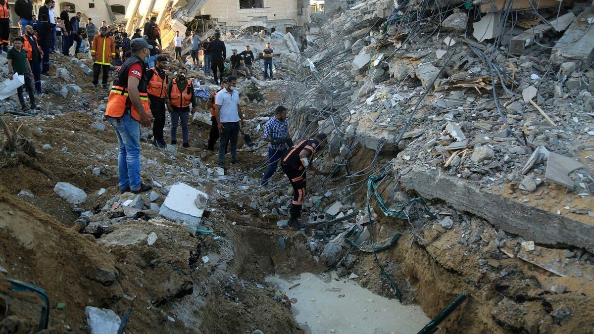 خطأ في الترجمة.. إسرائيل تنفي بدء اجتياح بري لقطاع غزة