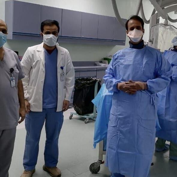 قصة فريق طبي حول مساره من مصلى العيد إلى غرفة العمليات