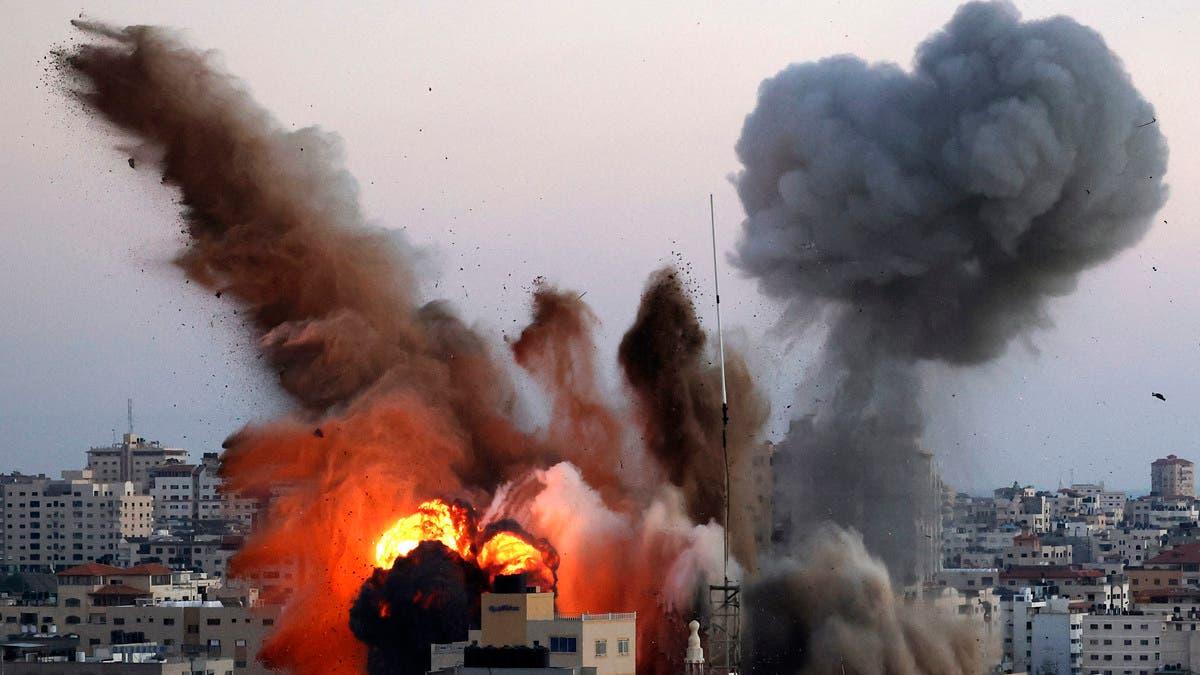 رئاسة فلسطين تطالب أميركا بالتدخل الفوري لوقف هجوم إسرائيل