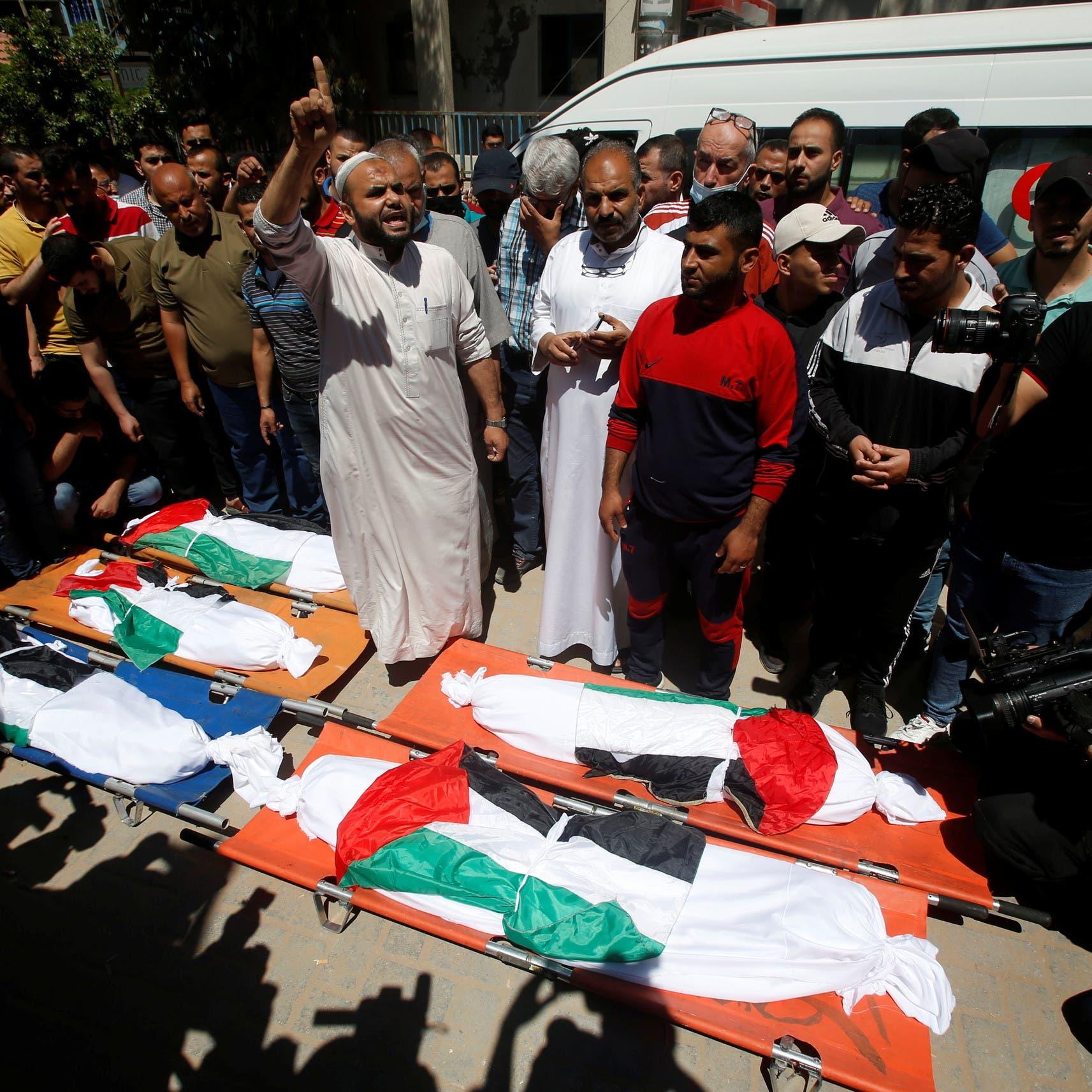 الصحة المصرية تشكل غرفة عمليات لمتابعة مصابي غزة