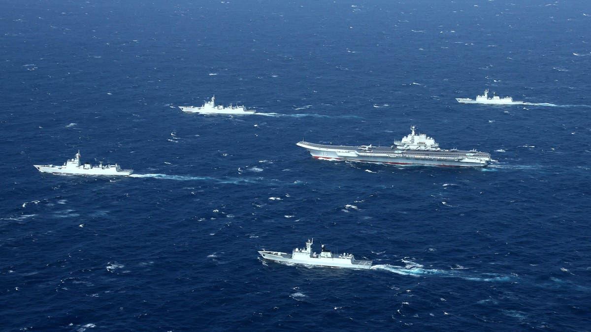 الصين تدشن 3 أضخم سفن عسكرية.. تعرفوا إليها