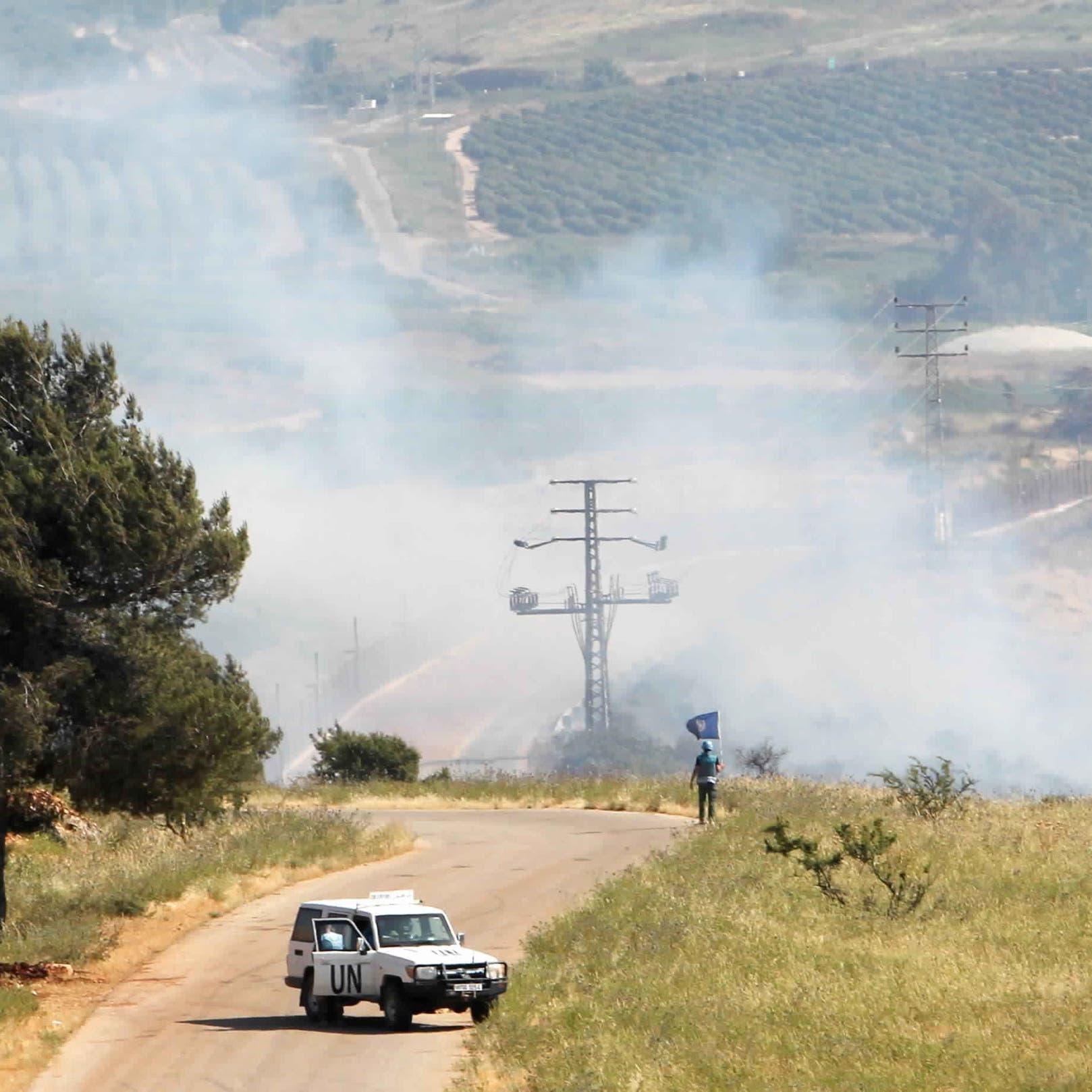 اليونيفيل من جنوب لبنان: الوضع خطير للغاية