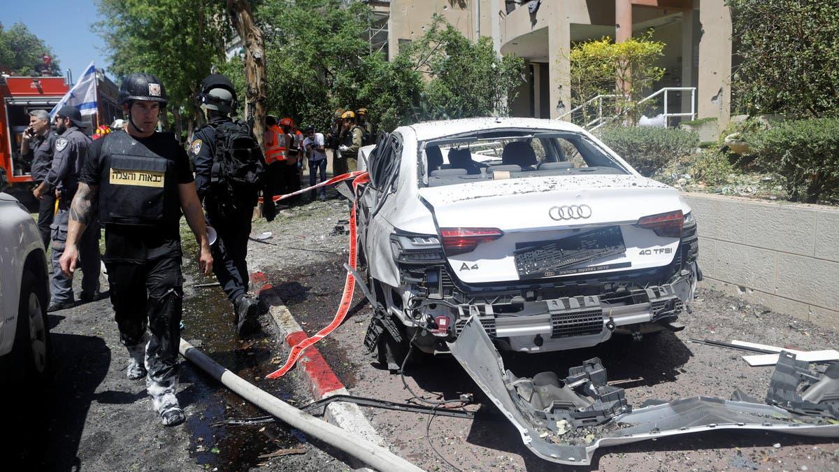 دفعة صواريخ على إسرائيل.. وترجيح بتكثيف الضربات على غزة