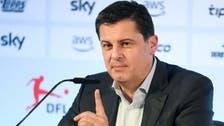 رئيس الرابطة يستبعد توليه الاتحاد الألماني لكرة القدم