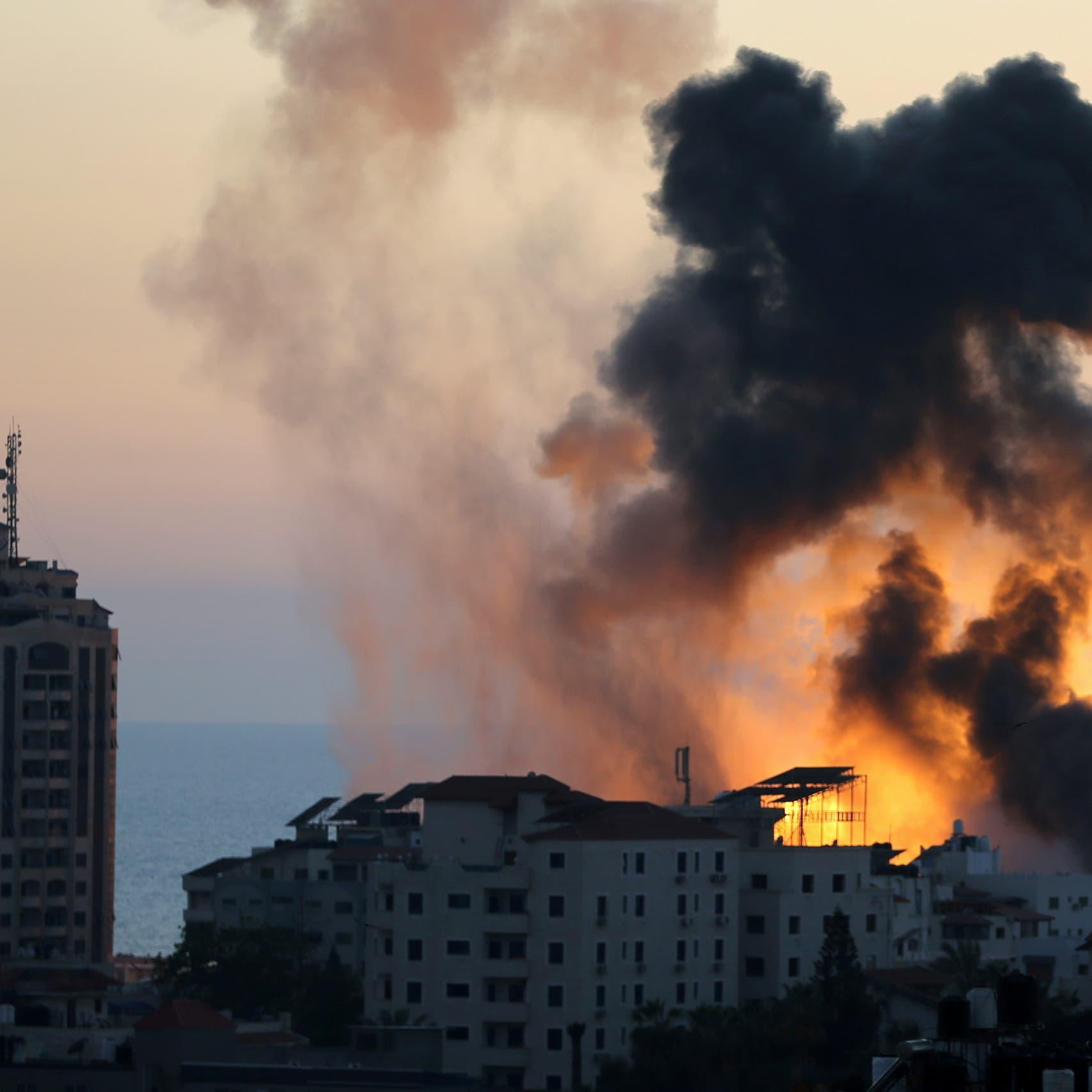 Israel army kills 10 members of same family in air strike on Gaza: Medics