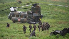 Japan, US, France hold military drill eyeing China presence
