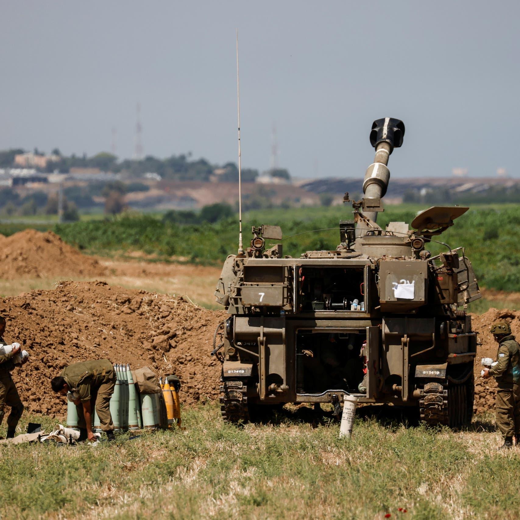 الجيش الإسرائيلي: نستعد لأيام من القتال على جبهة غزة