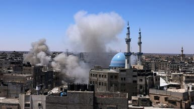 اتفاق سعودي مصري على إنهاء التصعيد في غزة