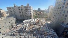 ''اسرائیل غزہ پرفضائی حملوں سے الجزیرہ کوخاموش نہیں کراسکتا''