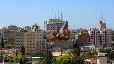 اسرائیل کا حماس پرغزہ میں اے پی کے زیرِاستعمال عمارت میں سگنل جام کرنے کاالزام