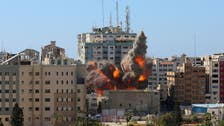 Israel alleges Hamas jammed signals from destroyed AP building in Gaza