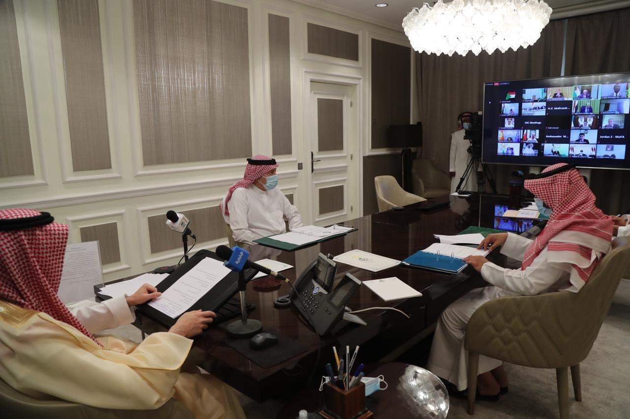 وزير الخارجية السعودي الأمير فيصل بن فرحان يرأس اجتماع وزراء خارجية دول منظمة التعاون الإسلامي الطارئ الأسبوع الماضي
