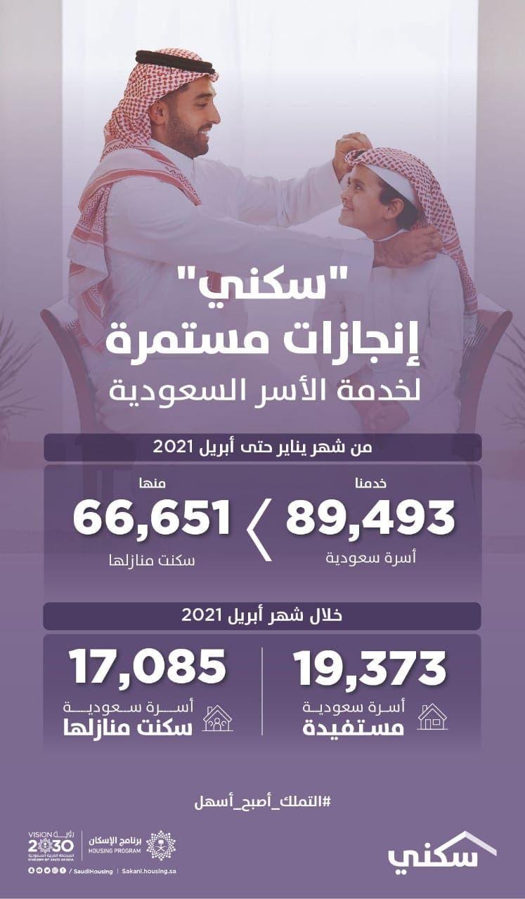 برنامج سكني 90 ألف أسرة