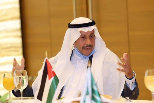 اردن میں سعودی عرب کے سفیر نایف السدیری