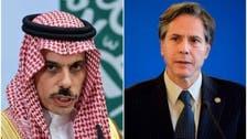 سعودی وزیرخارجہ کا امریکی ہم منصب سے فلسطین کی تازہ صورت حال پر تبادلہ خیال