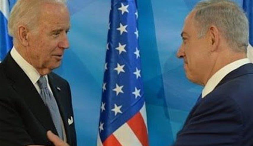 جو بایدن و بنیامین نتانیاهو