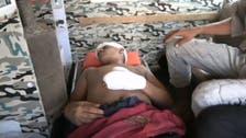 شاهد.. مقتل وإصابة 6 مدنيين بطائرة حوثية مسيرة غرب اليمن