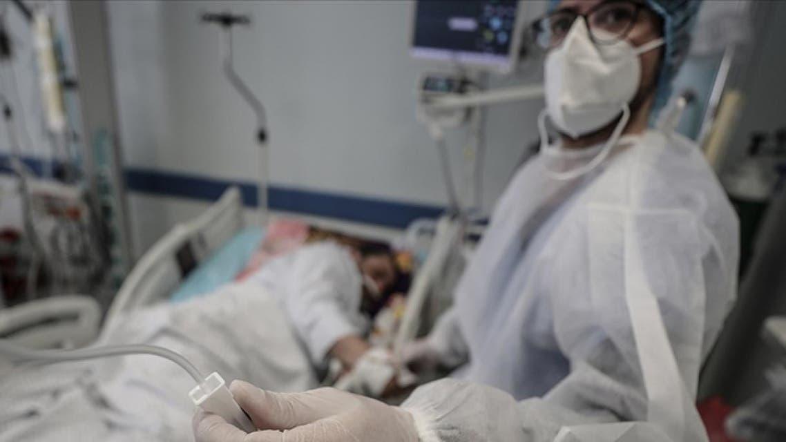 Corona death in Iran