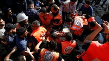 Israel's 'bombardment' in Gaza preventing medics from helping civilians: Red Cross