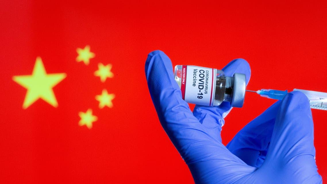 التطعيم ضد كورونا في الصين