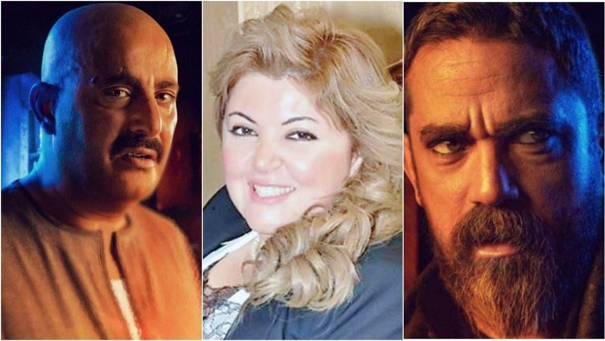 """بهذه الكلمات.. انتهاء أزمة مها أحمد وأبطال """"نسل الأغراب"""""""
