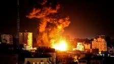 غزّہ میں اسرائیل کے نئے حملے ، یہودی بستیاں فلسطینیوں کے راکٹ حملوں کی زد میں