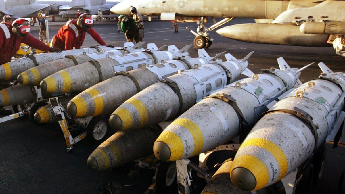 واشنطن توافق على بيع أسلحة لإسرائيل بقيمة 735 مليون دولار