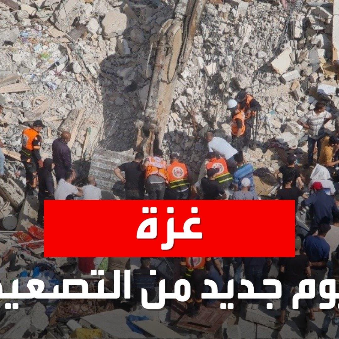 42 قتيلا في قصف إسرائيلي على غزة و نتنياهو يعلن استمرار الهجمات