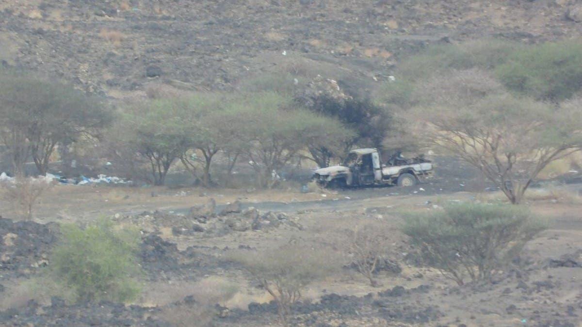 الجيش اليمني يدحر الحوثيين من عدة مواقع غرب مأرب