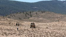 Tunisia kills five suspected militants near Algerian border