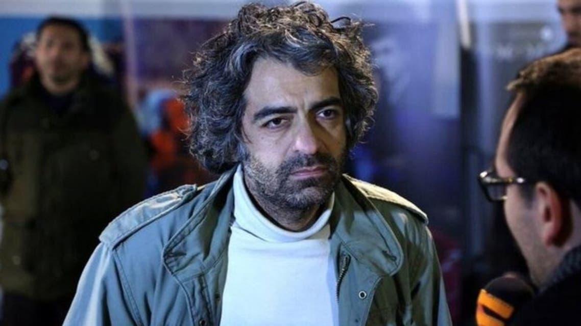 المخرج الايراني بابك خرمدين