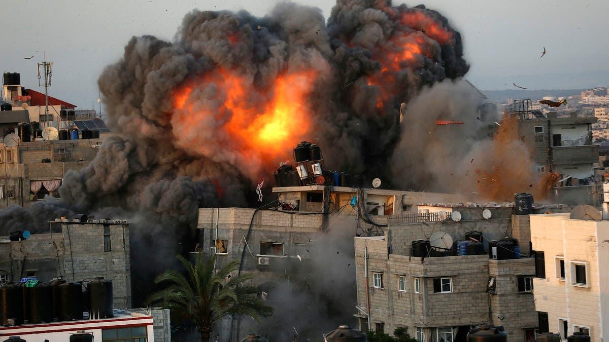 بعد قرار مواصلة العمليات.. أكثر من خمسين غارة إسرائيلية على غزة