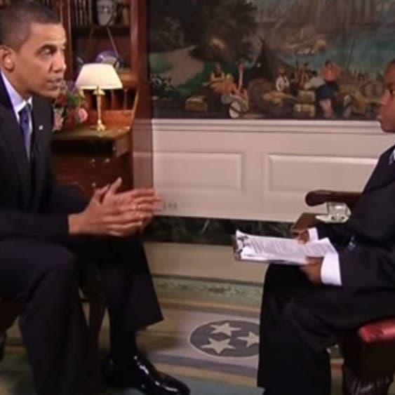 وفاة الطفل صاحب المقابلة الصحافية مع أوباما