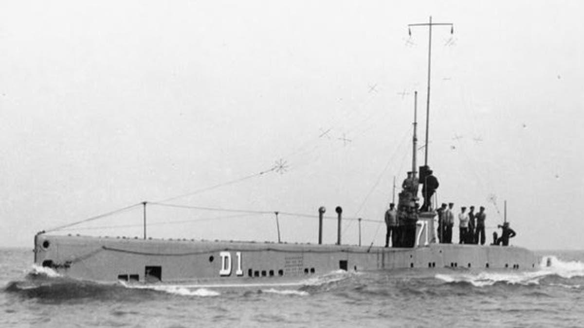 اكتشاف أول غواصة حديثة في العالم.. رابضة في قاع القنال الإنجليزي