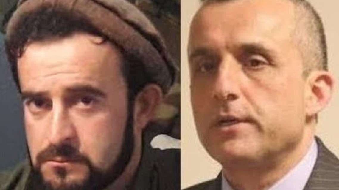 امرالله صالح و عبدالحمید خراسانی