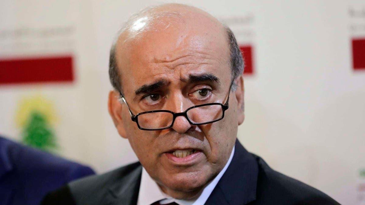 بعد إساءته للسعودية والخليج.. وزير خارجية لبنانيتنحى