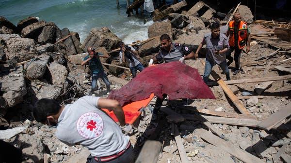 تجدد القصف على وسط غزة.. ولا مؤشرات على التهدئة
