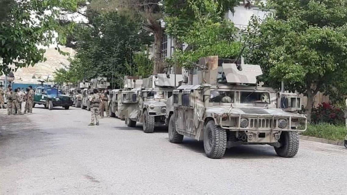 سربازان افغان حمله طالبان در بغلان را به عقب راندند
