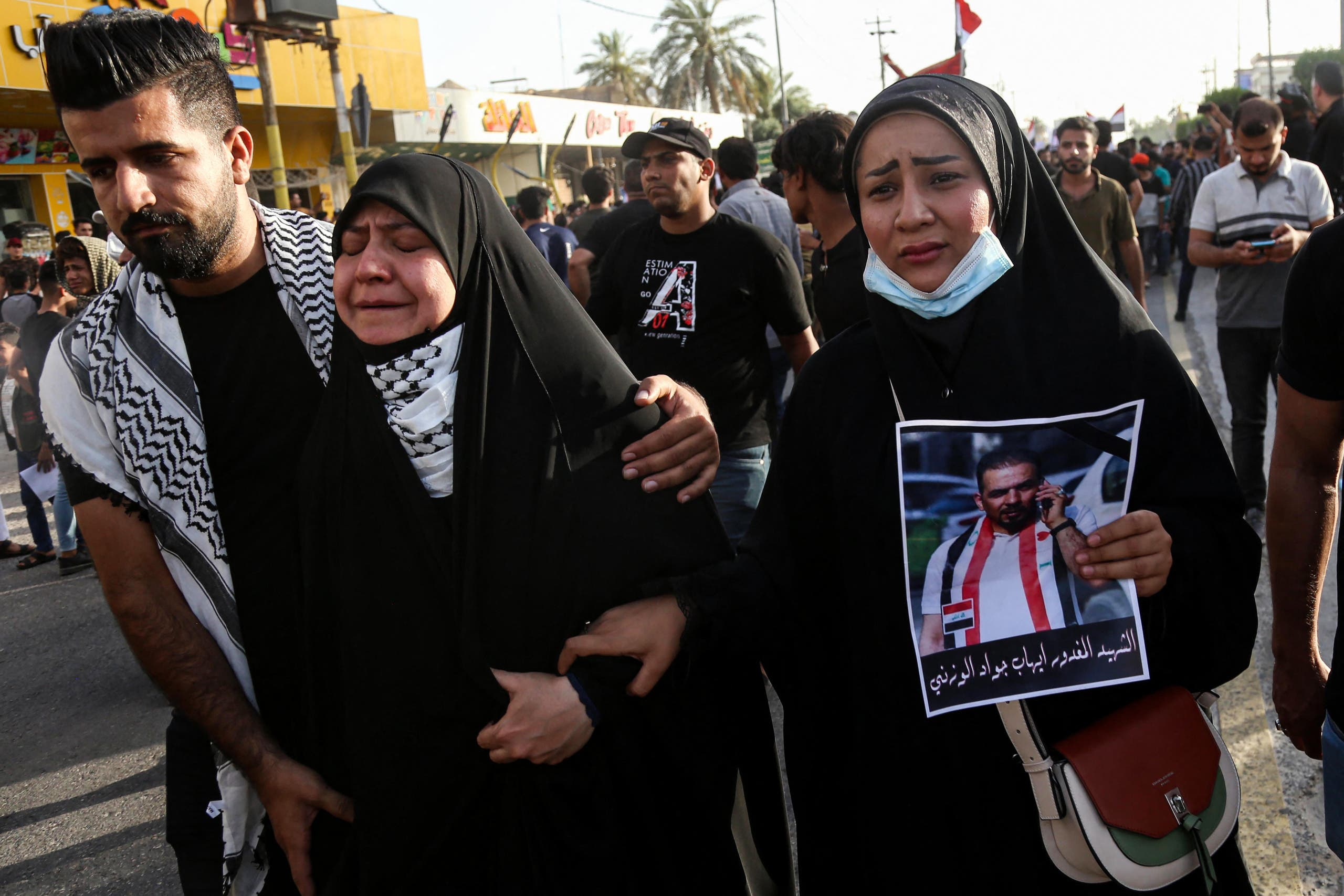 Ihab al-Wazni's brother: Qassem Musleh's release is illegal