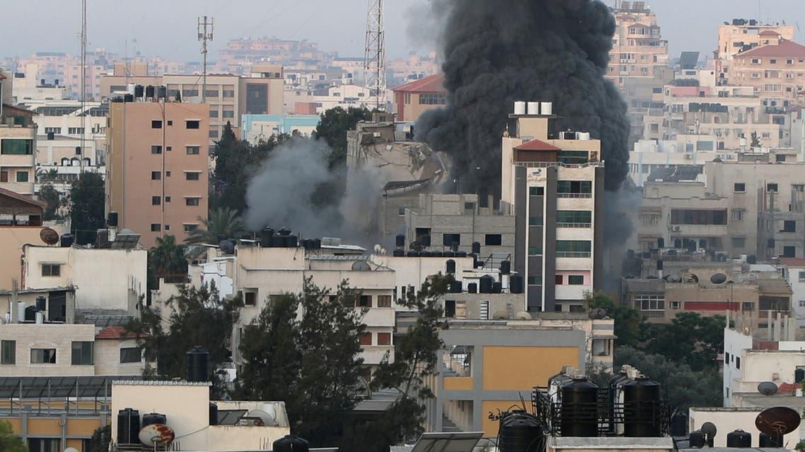 غزة (رويترز)