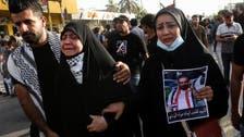 تظاهرات مجدد در کربلا علیه رژیم ایران در اعتراض به ترور فعالان عراقی