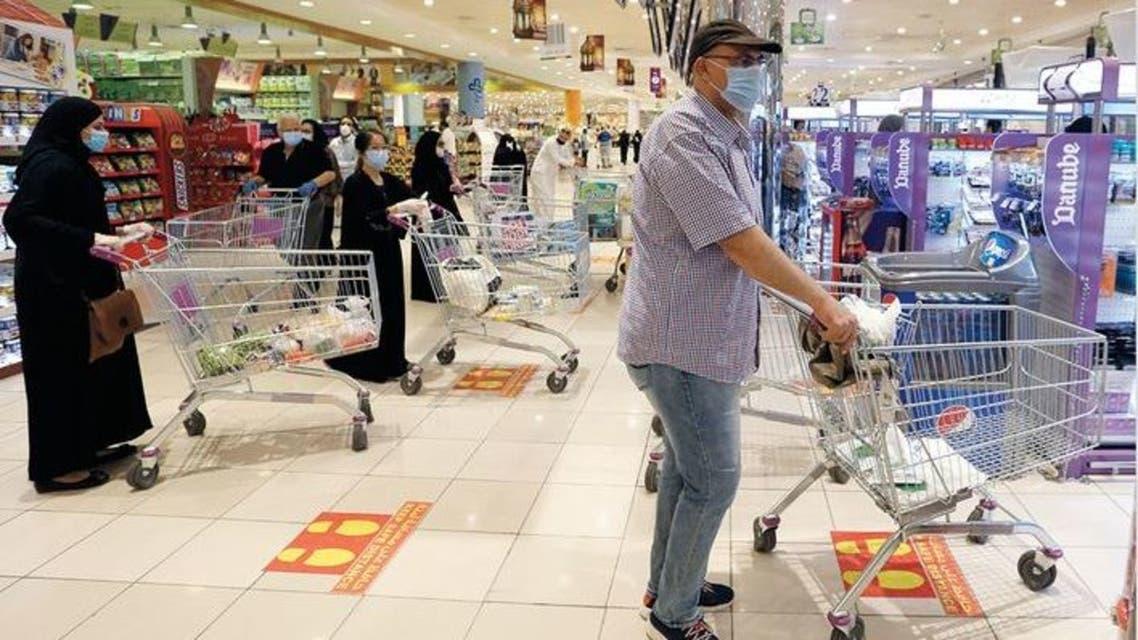 كورونا تسوق في السعودية مناسبة