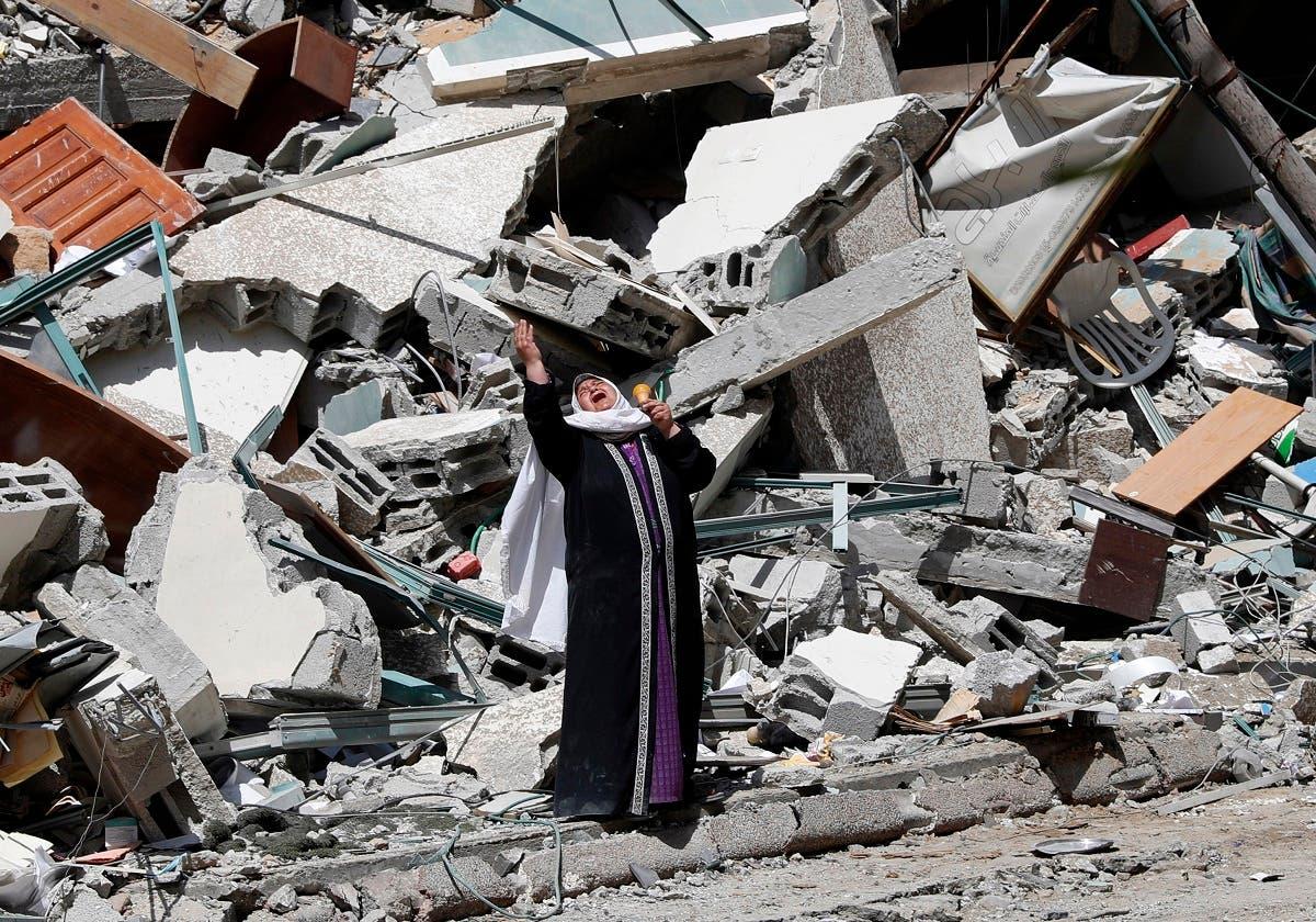 من غزة (أسوشييتد برس