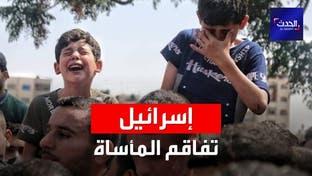 التصعيد الإسرائيلي على غزة يفاقم مأساة القطاع