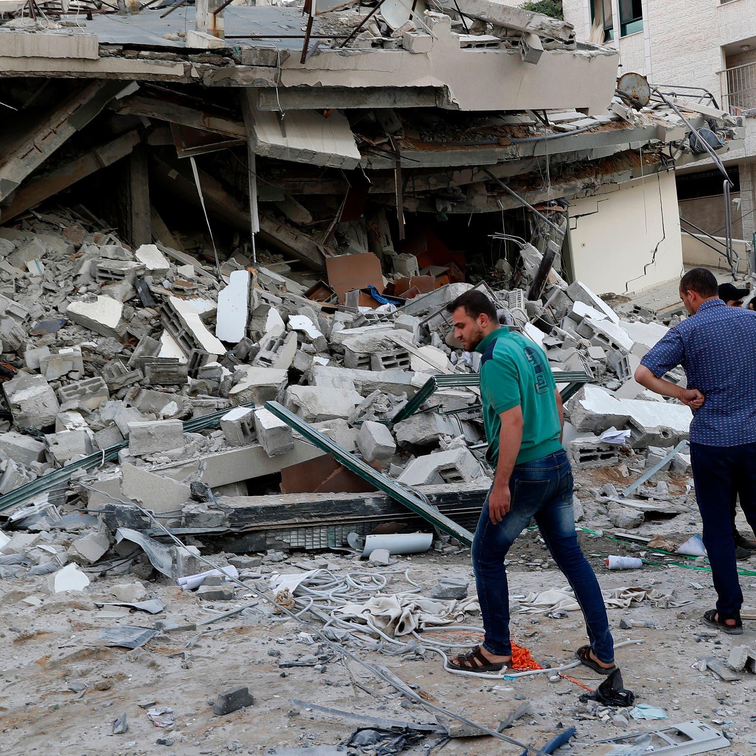 ضرب البنى التحتية بغزة.. وإسرائيل تتحدث عن 48 ساعة أخرى
