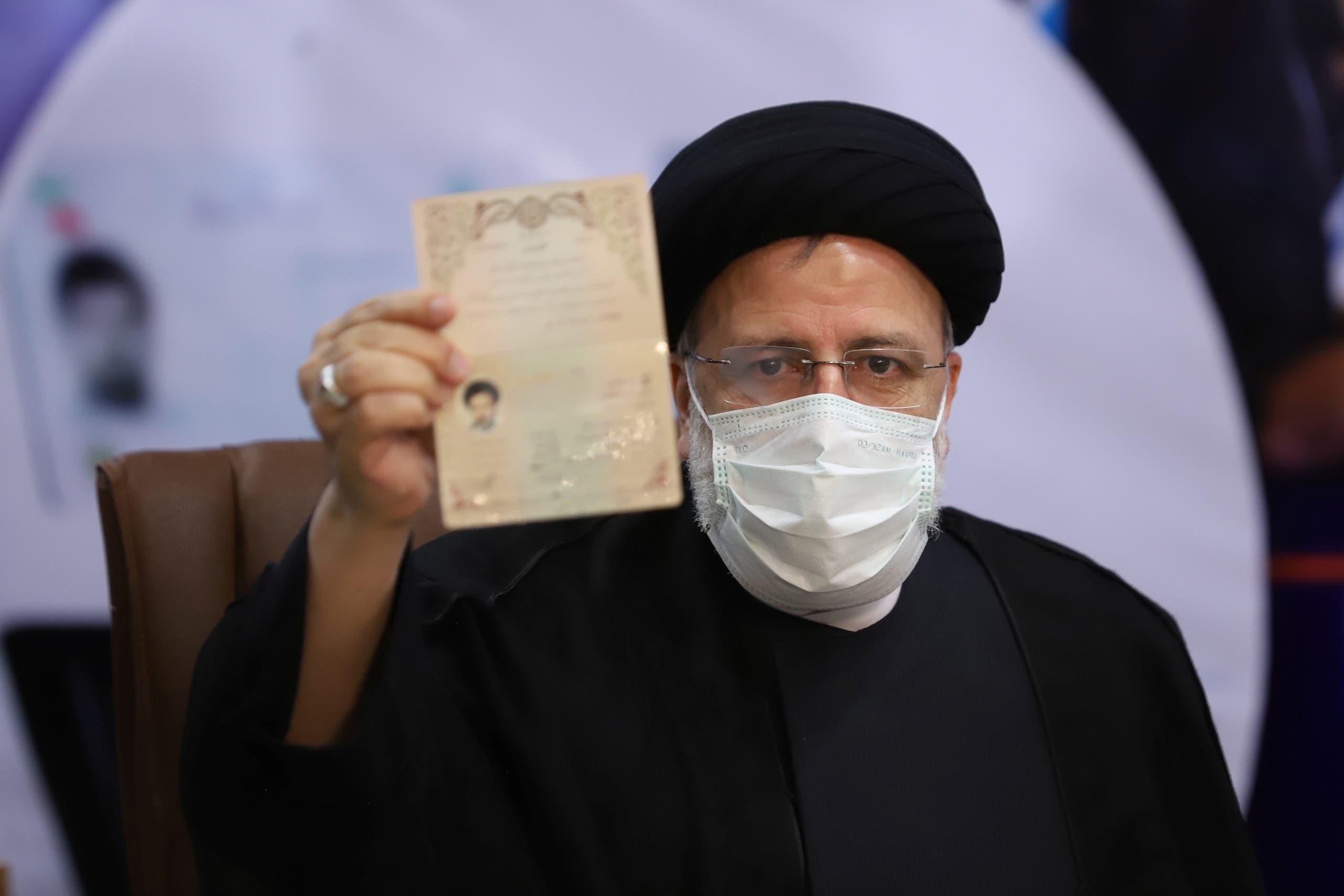إبراهيم رئيسي (رويترز)