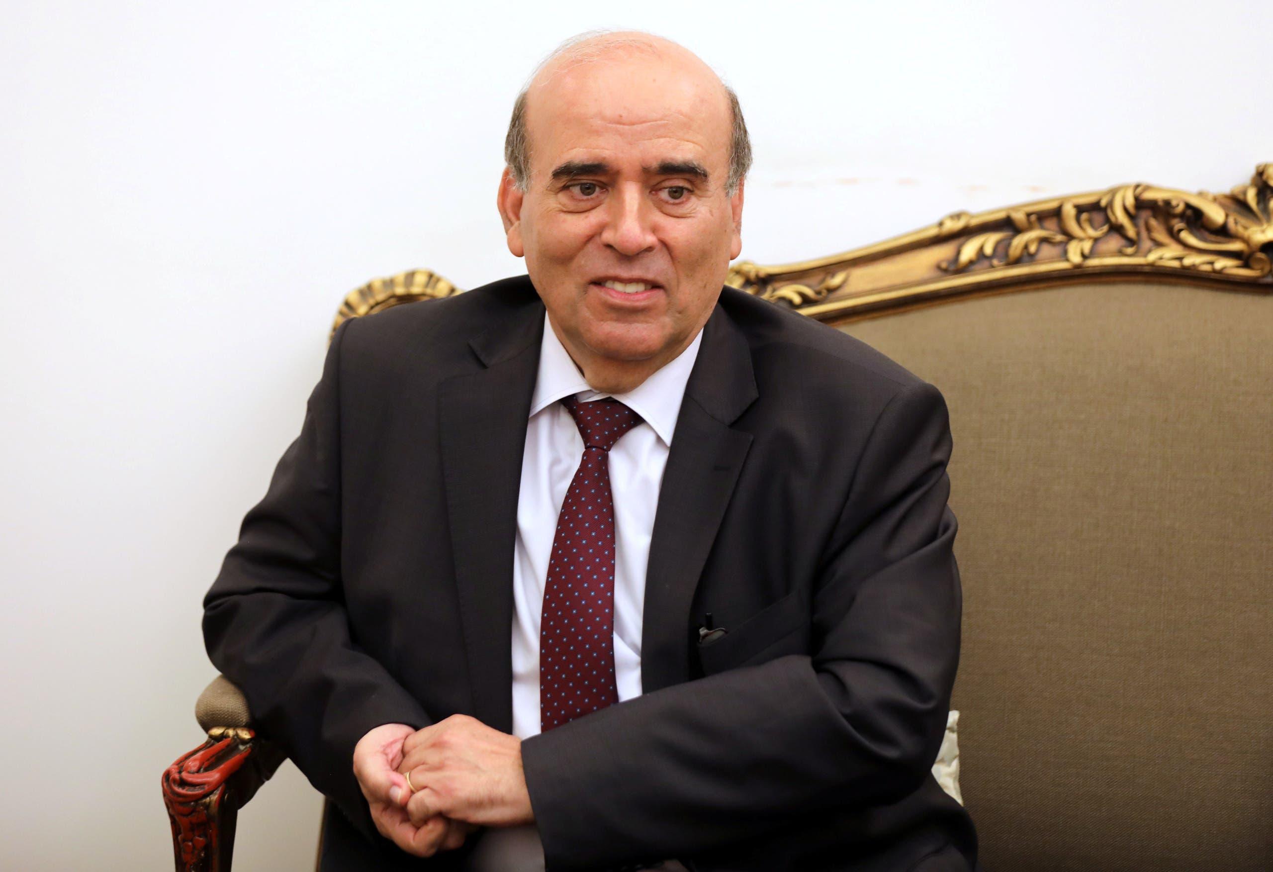 لبنانی وزیرخارجہ شریل وہبہ