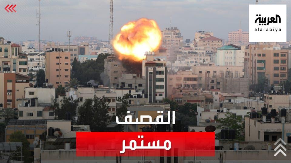 غزة لا تزال تحت القصف الإسرائيلي المكثف